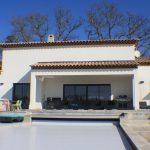 Maison deux étages avec piscine à Carqueiranne