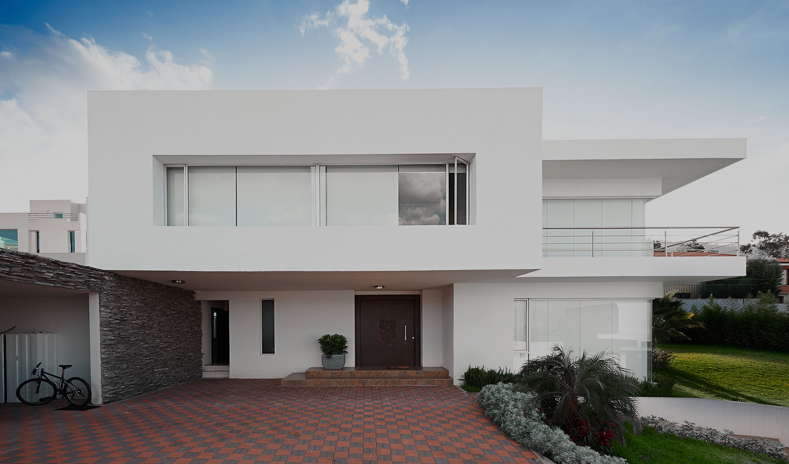 Constructeur maison var maison moderne for Constructeur maison acier