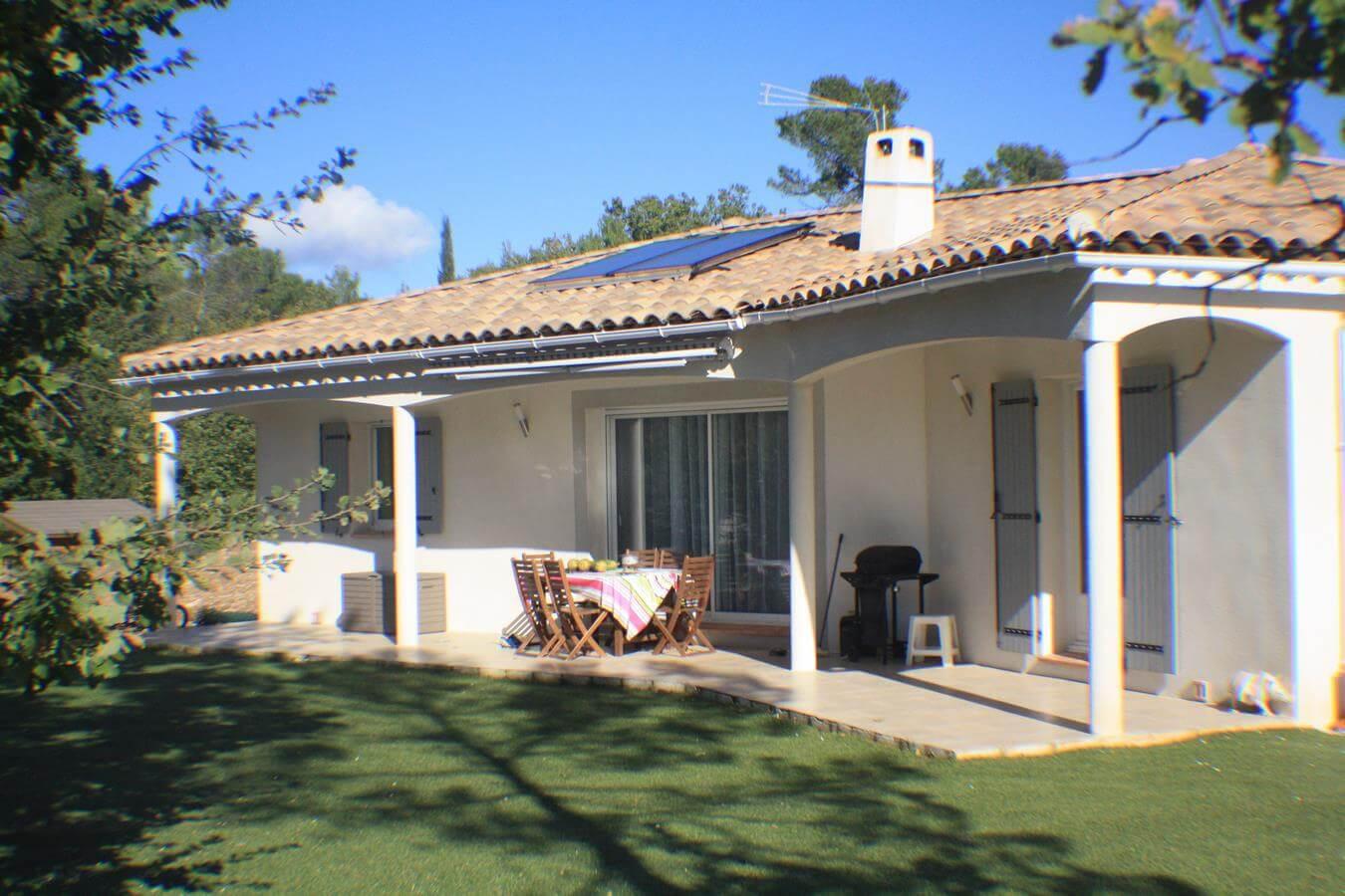 5 caract ristiques de la villa proven ale maisons promosud - Plan de maison provencale ...