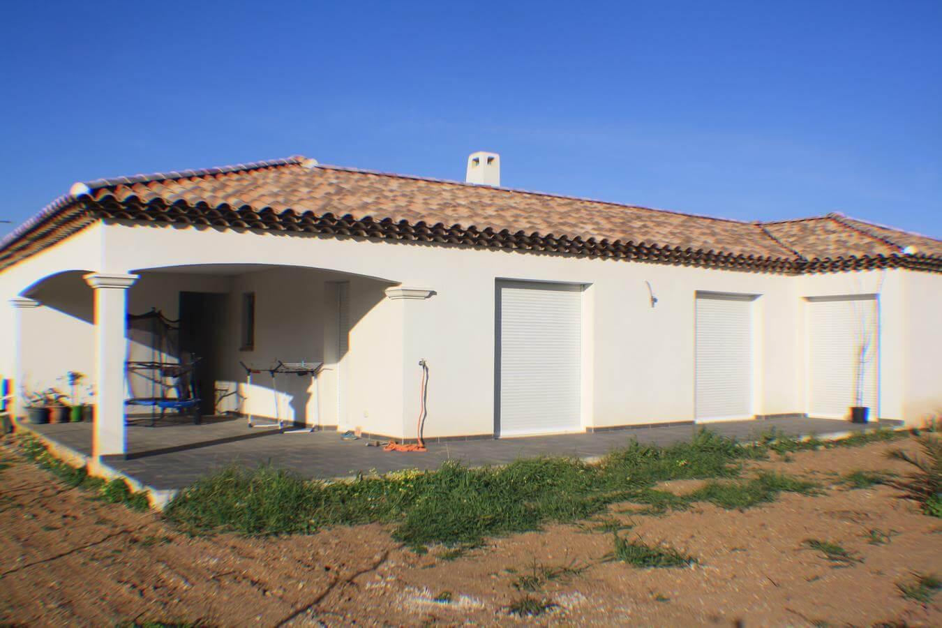maison individuelle construite par Maisons Promosud à Toulon